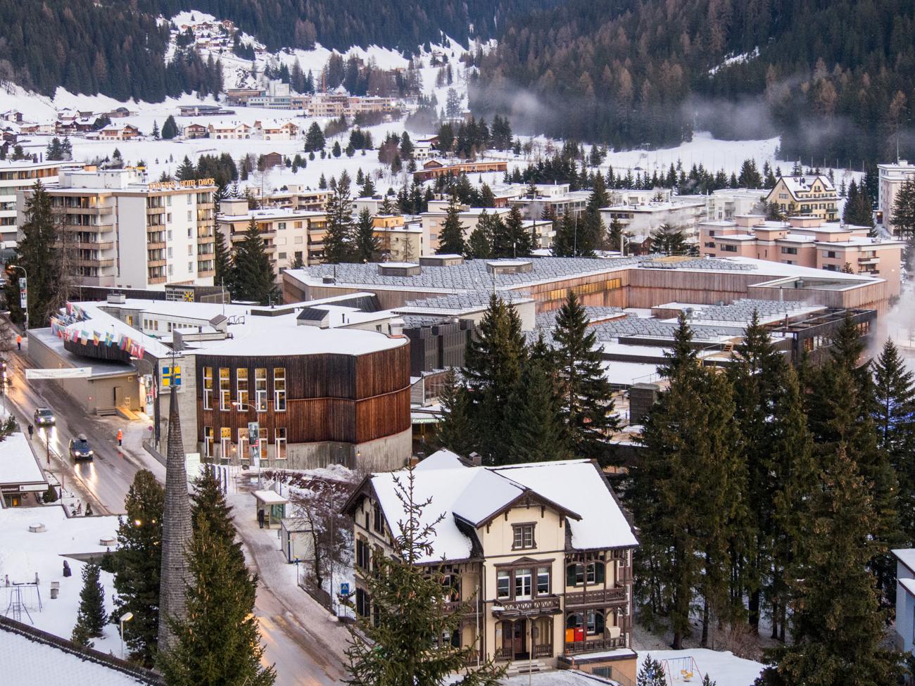 Právě v Davosu se za několik dní sejde další Světové ekonomické fórum.