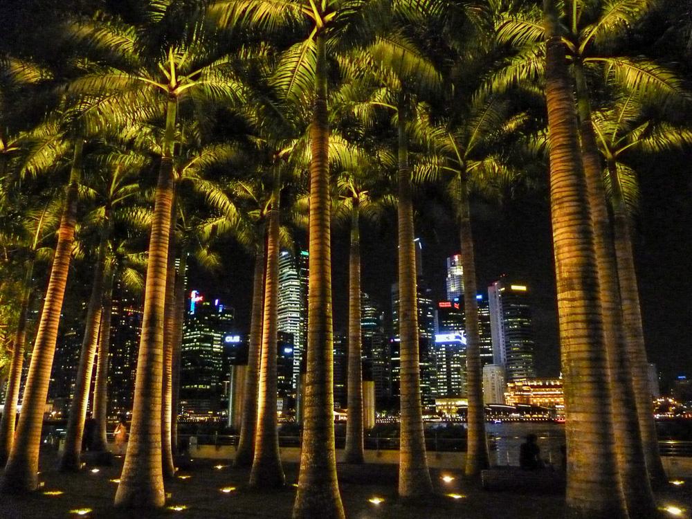 Centrum Singapuru. Foto: Eva Janů