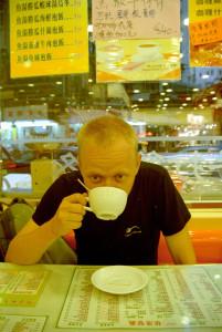 Liu Bao, čaj který mi dodnes připomíná chuť a vůni Hong Kongu. Pil jsem ho pořád.