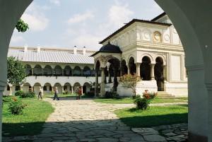 Návštěva kláštera Horezu ve středním Rumunsku není ztracený čas.