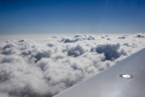 Letecká doprava patří stále k těm nejrychlejším.