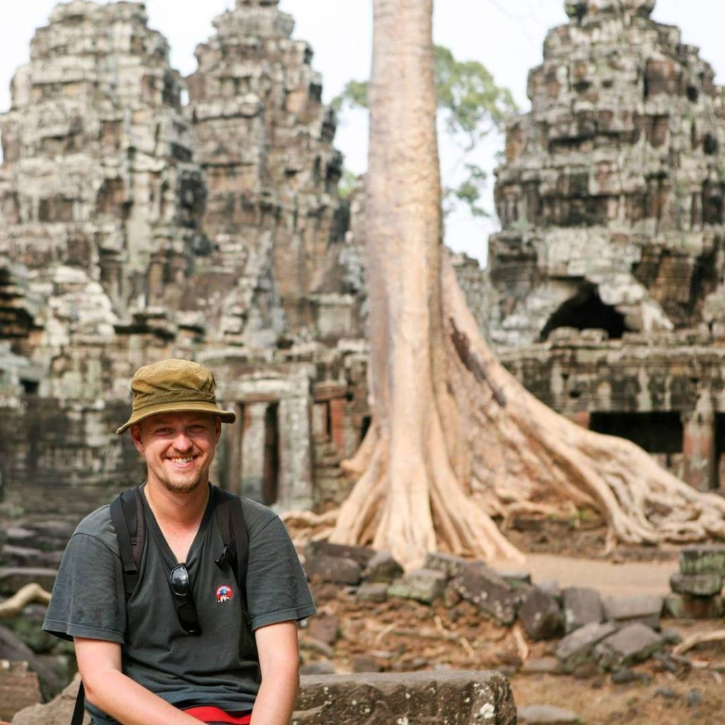 Temple complex Angkor wat in Cambodia and old civilization hellip