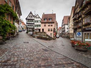 Bad Wipfen je malebné hsitorické městečko.