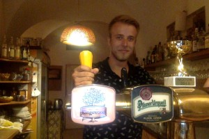V psaní kniha Ladislava nejvíce zdržovalo pivo.