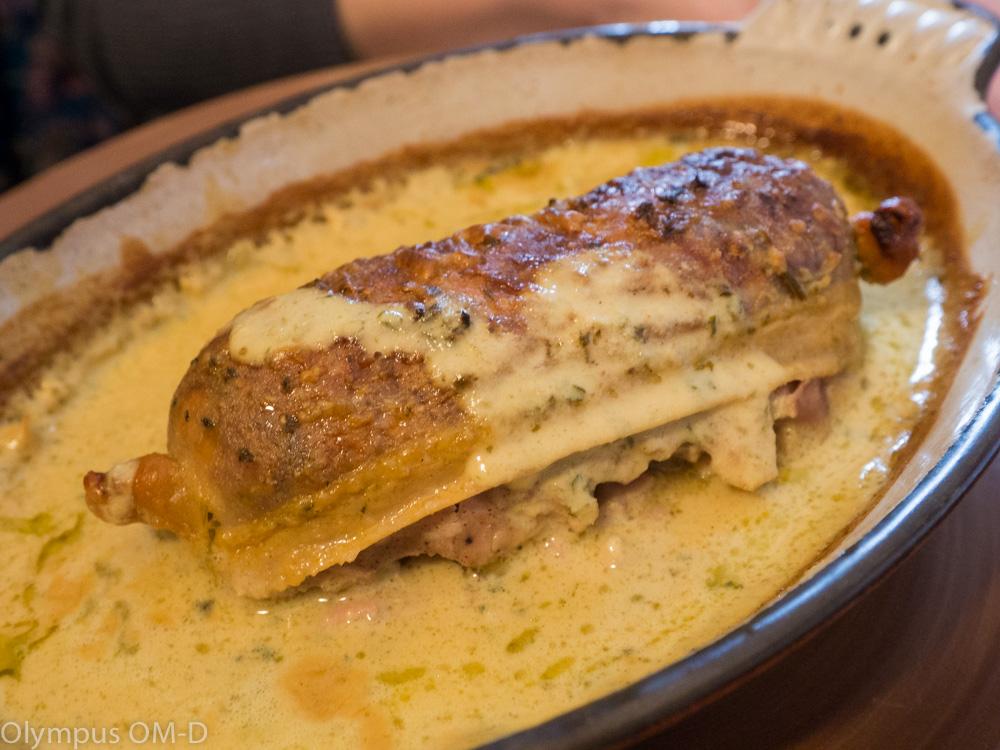 Burgundské jelítko, je od toho našeho dosti odlišné v chuti.