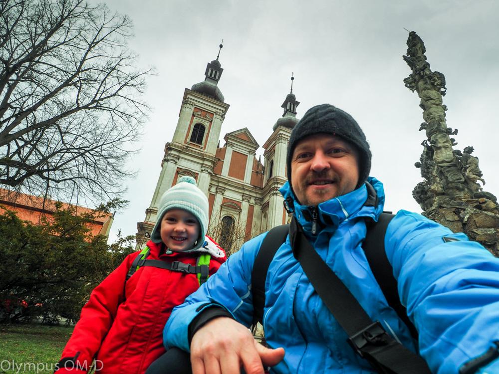 My Lost Hat s Kryštofem v Lomnici u Tišnova.