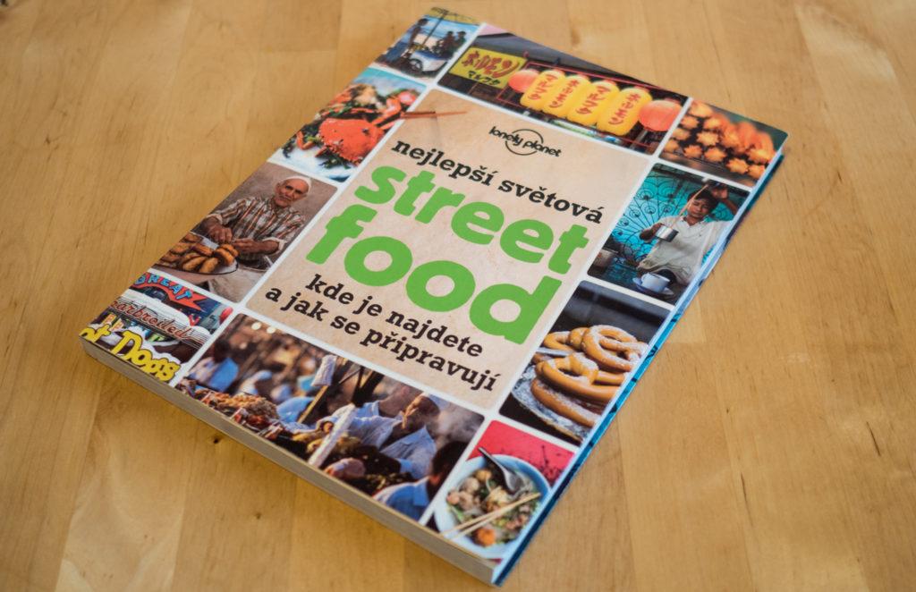 kniha o street food
