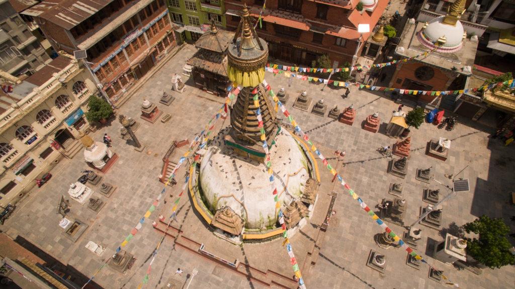 budhistická stupa