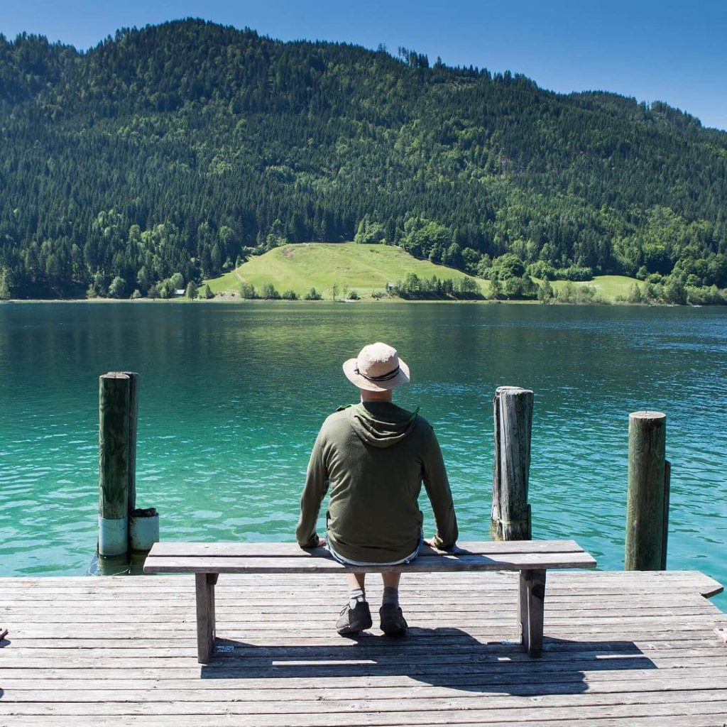 Me and Weissensee in Carinthia tripcendo mylifeoutside wildculturecz mylosthat travelhellip