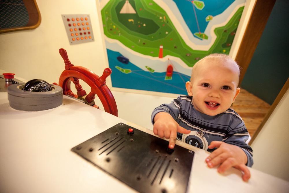 Muzeum ZOOM ve Vídni ideální místo pro děti