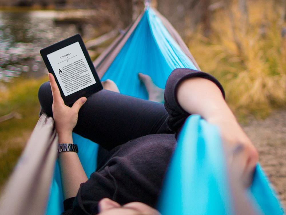 Kindle je elektronická kniha.
