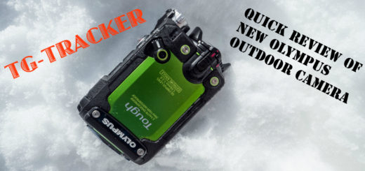 outdoorová kamera ve sněhu