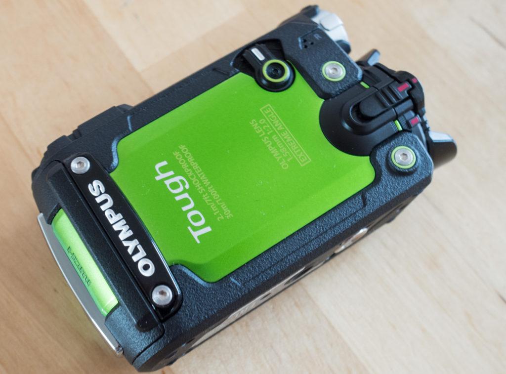 TG-Tracker, outdoorová kamera