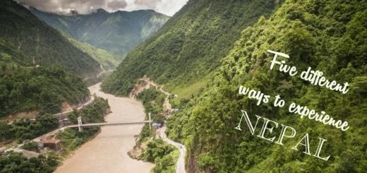 Nepálská krajina