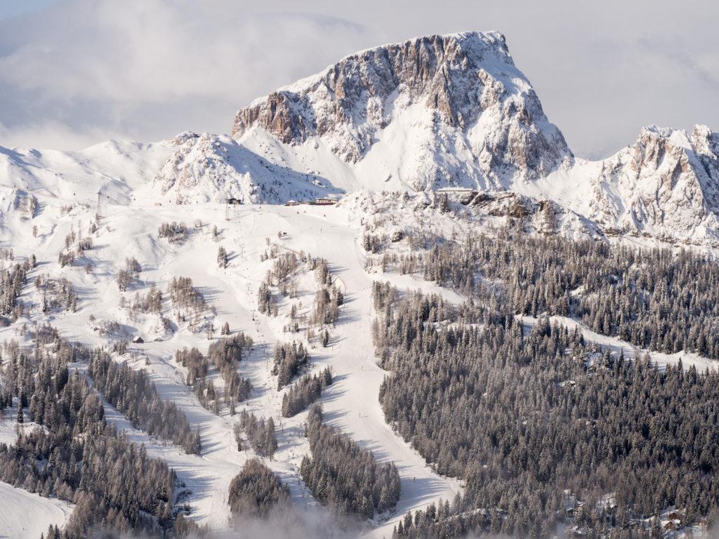 Hory v Nassfeldu v Korutanech
