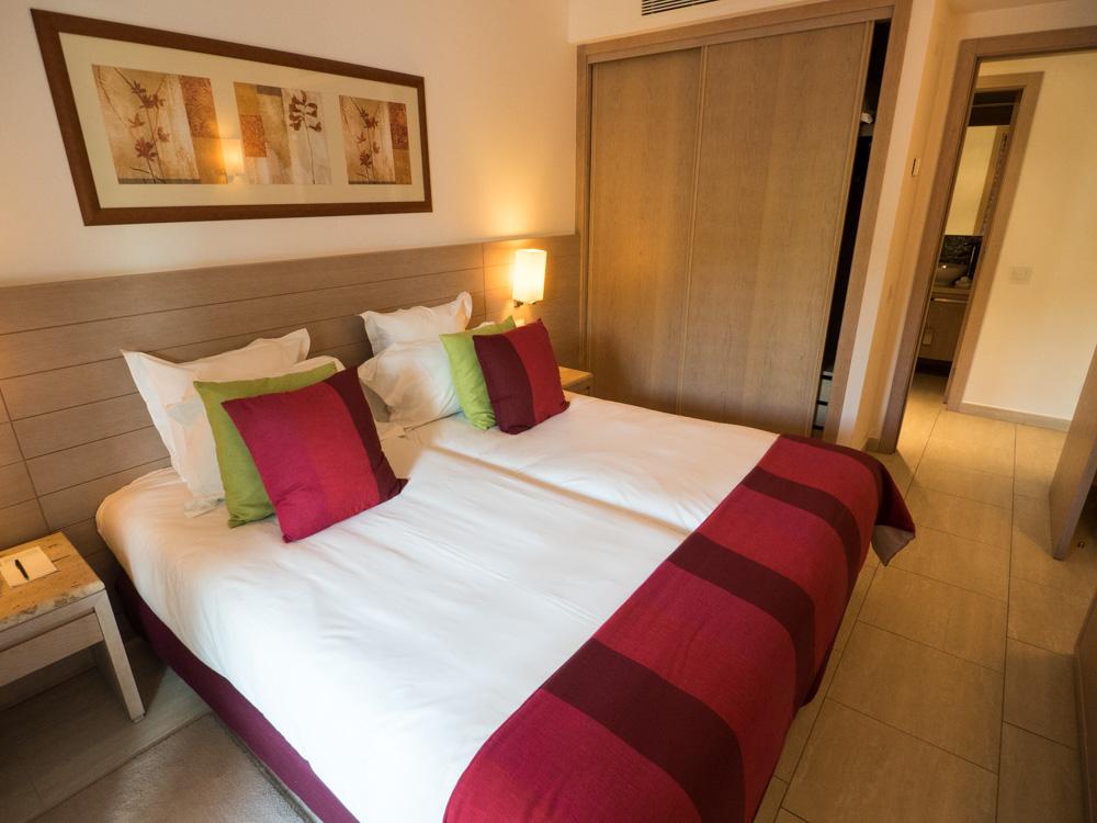 Hotel Hilton Vilamoura na pobřeží Algarve.