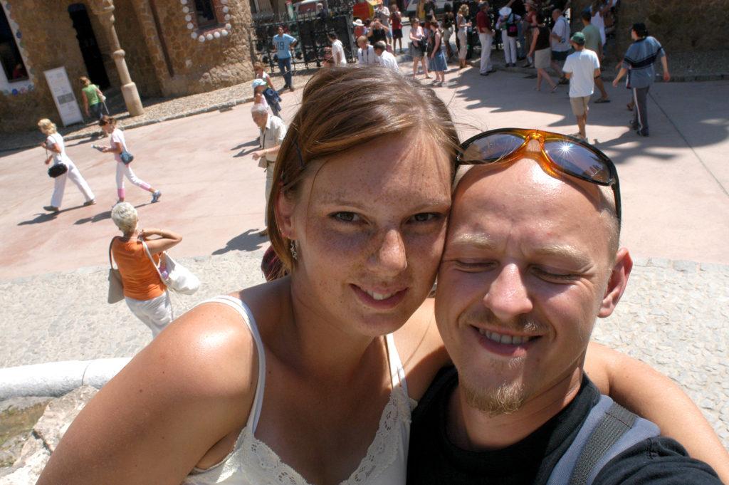 Cestování s mojí ženou
