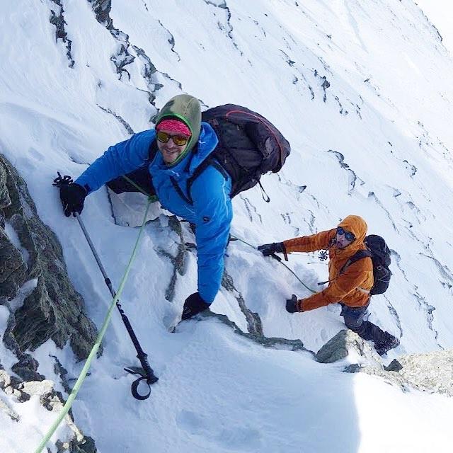 Climbing to Gramul is little adventure mylosthat hohetauernnationalpark hohetauern gramulhellip