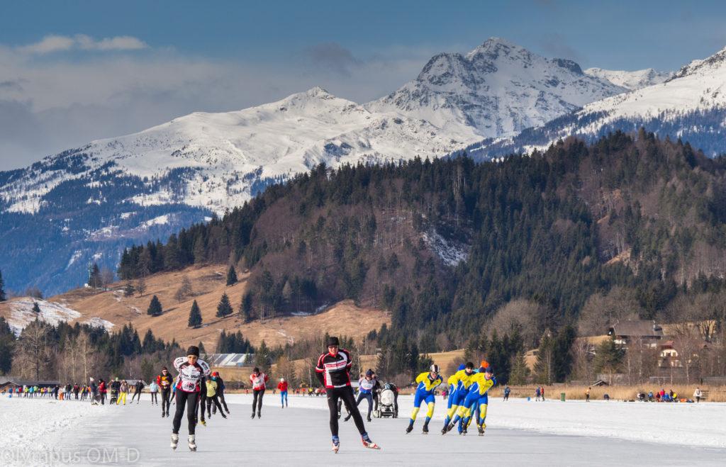 Zamrzlé Weissensee