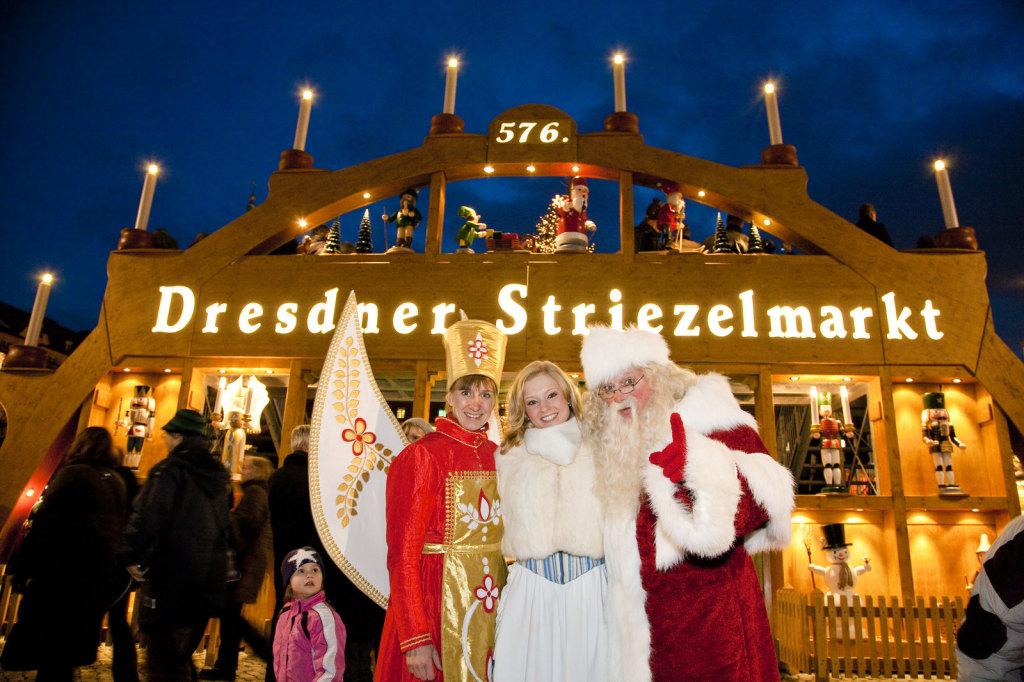 Nejstarší trh v Německu letos otevře po pětisté osmdesáté. Foto: Sylvio Dittrich
