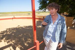Almudena se prodeji býků do španělských arén věnuje již léta.