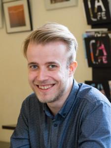 Ladislav se usmál. Foto: Tomáš Hájek