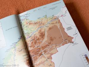 Barevné mapy.