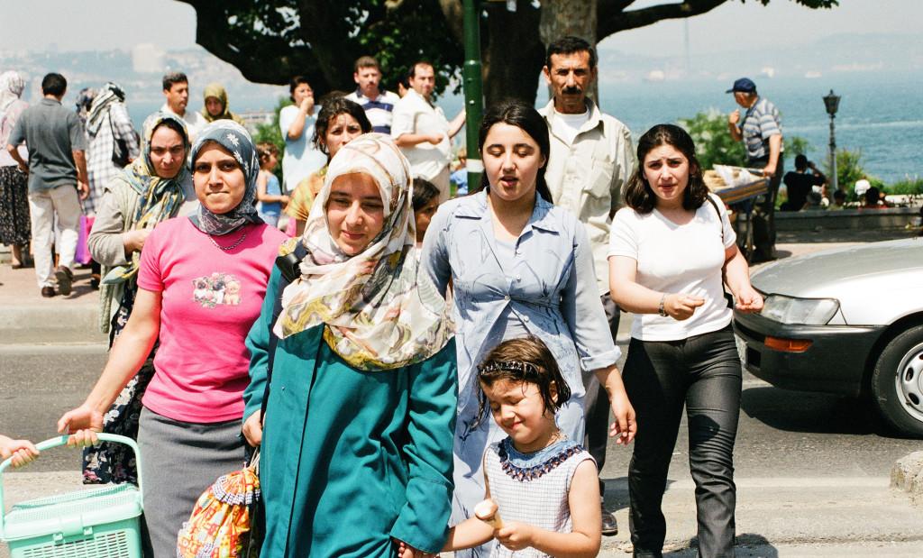 Istanbul je krásné barevné město s příjemnými lidmi, když teda zrovna nic neprodávají. Pak jsou to byznysmeni!