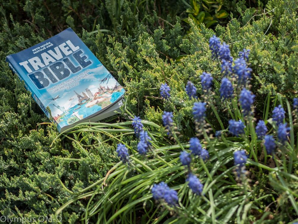 Komplexní kniha o cestování - to je Travel bible.