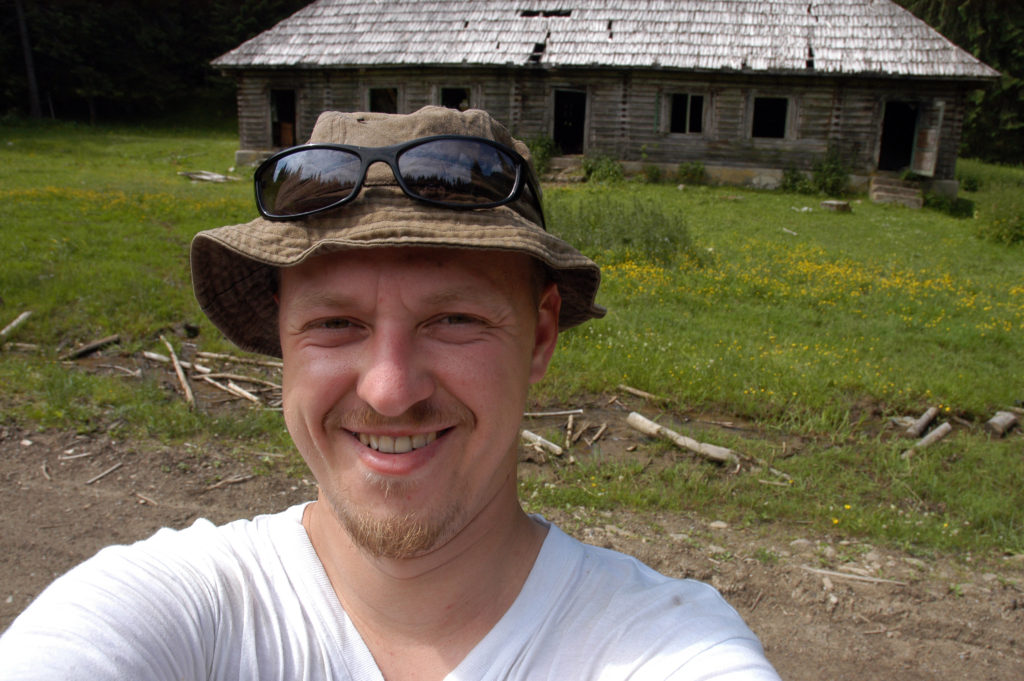 My Lost Hat v rumunských horách