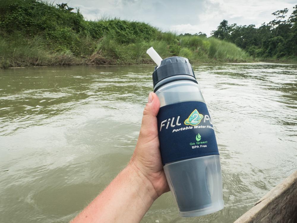 Filtrační lahev