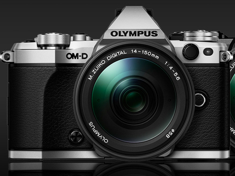 Fotoaparát Olympus OM-D E-M5 Mark II