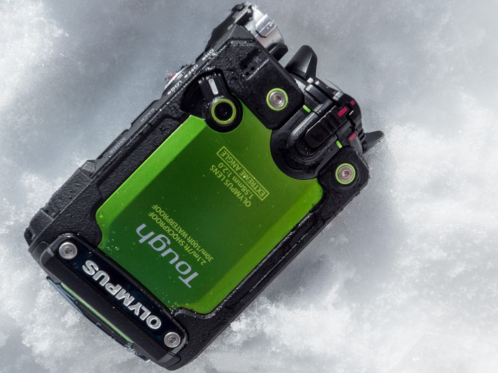 TG-Tracker od Olympusu