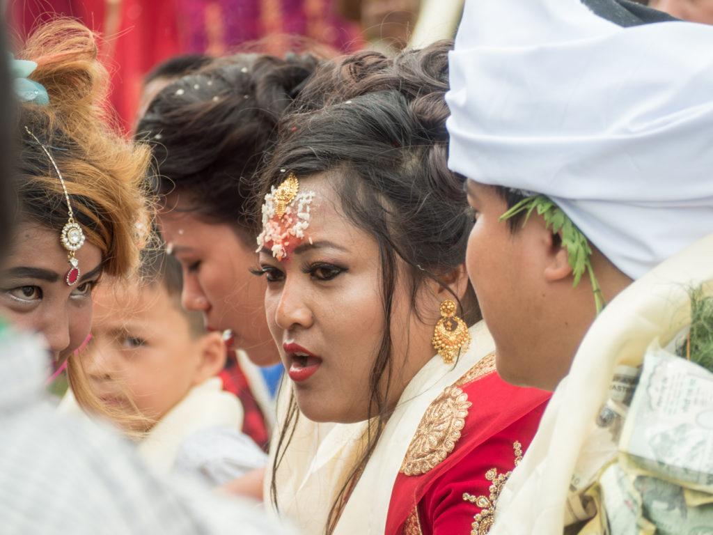 nepálská nevěsta
