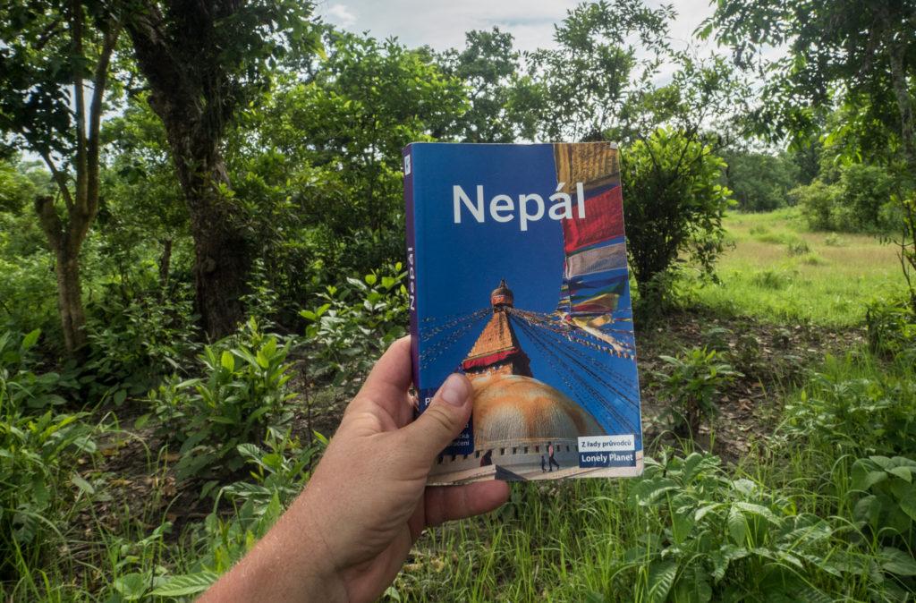 Průvodce Nepál od Lonely Planet