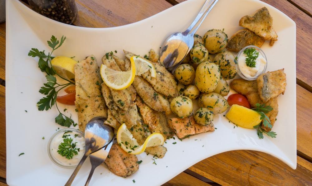Ryby z Bodmaského jezera