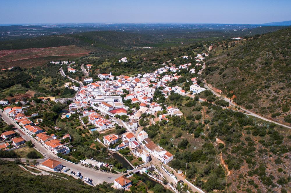 Portugalsko, Alte, Algarve