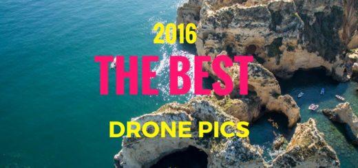 Nejlepší fotky z dronu od My Lost Hat