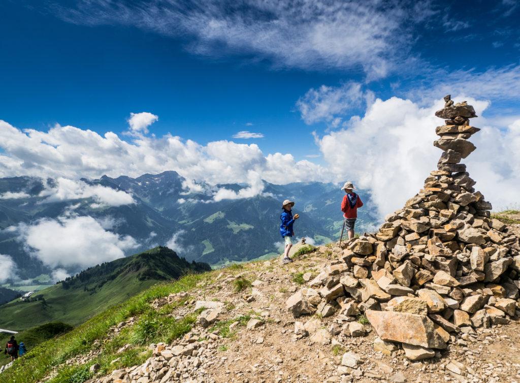 Diedamskopf je vrchol nad 2000 metrů.